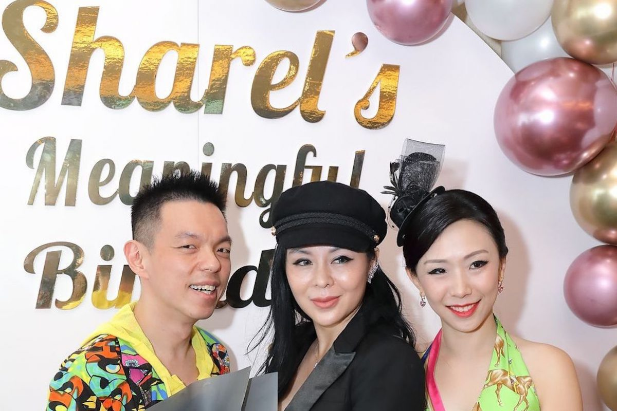 Event Photo Gallery: Sharel Ho's charitable birthday