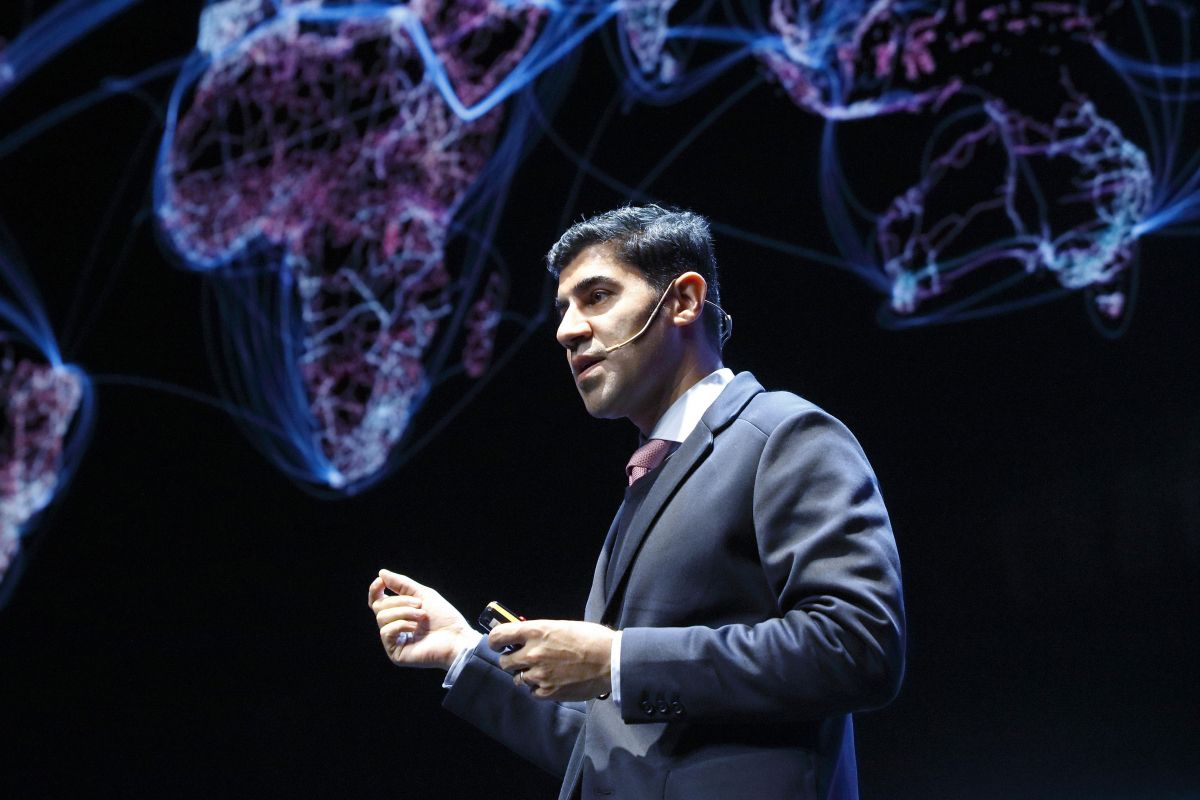 Dr. Parag Khanna on the Future of Asia and the Global Economy