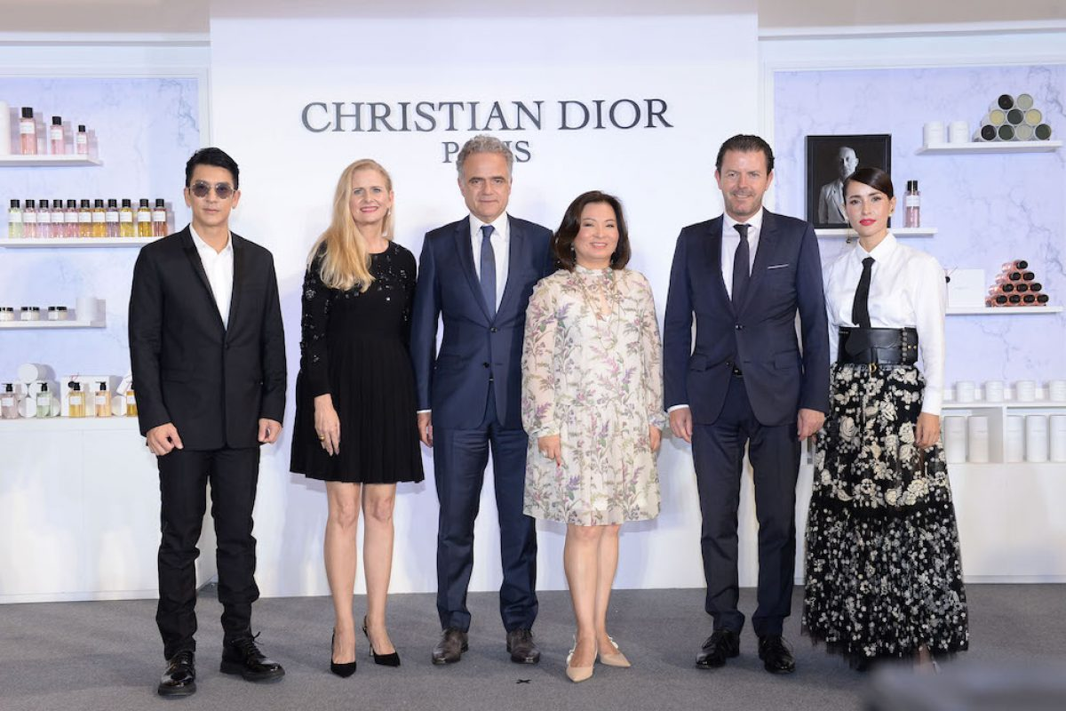 Why the Two New Christian Dior Boutiques at Iconsiam are the Ultimate Destination for Beauty Lovers