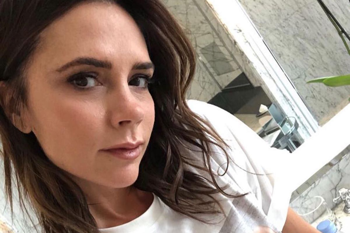 Victoria Beckham announces her namesake beauty brand