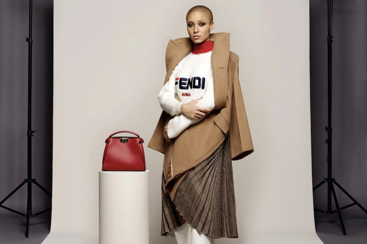 Fendi's Sporty Side in the Latest Capsule Collection