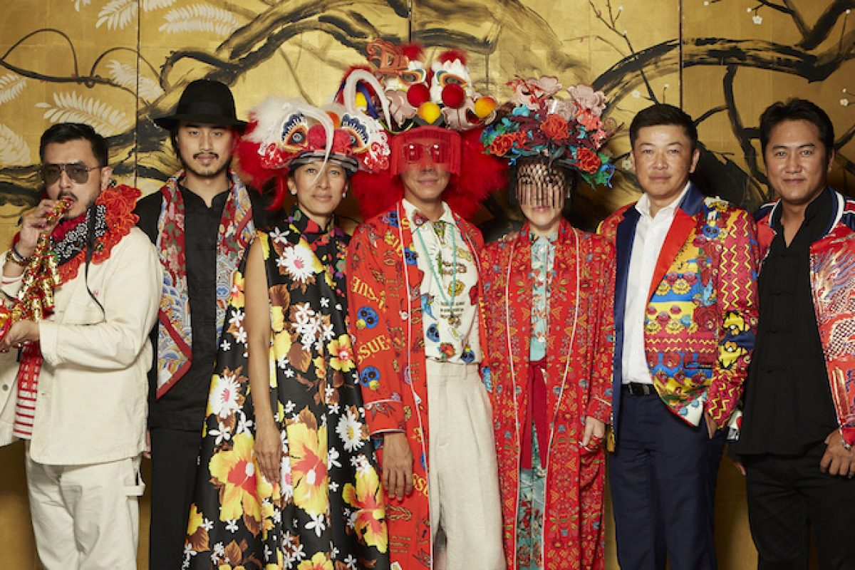 Issue Celebrates 20th Anniversary with a Chinese New Year Themed Party