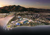 A rendering of Rio's Olympic Park. Image: Aecom