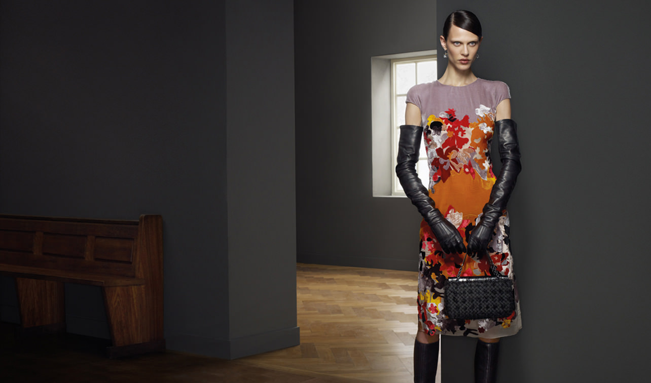 One of Erwin Olaf's campaigns for Bottega Veneta