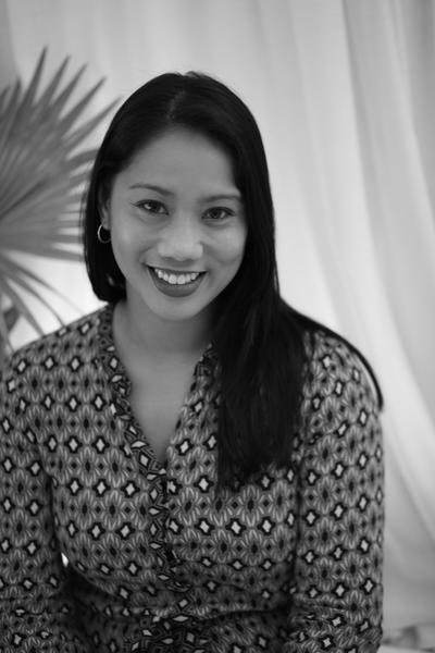 Rowena Gonzales of Liquid Interiors
