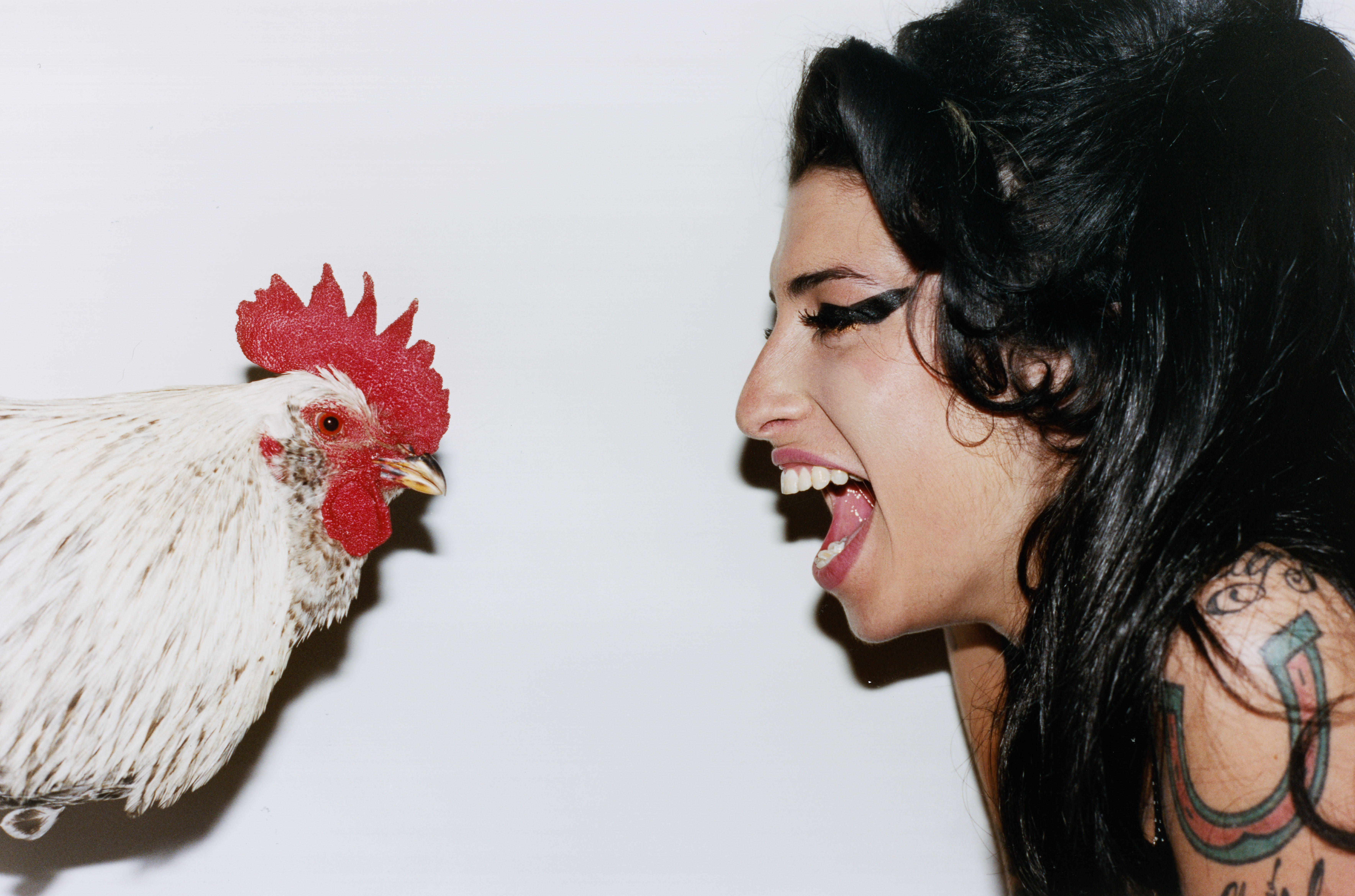 Amy Winehouse by Terry Richardson