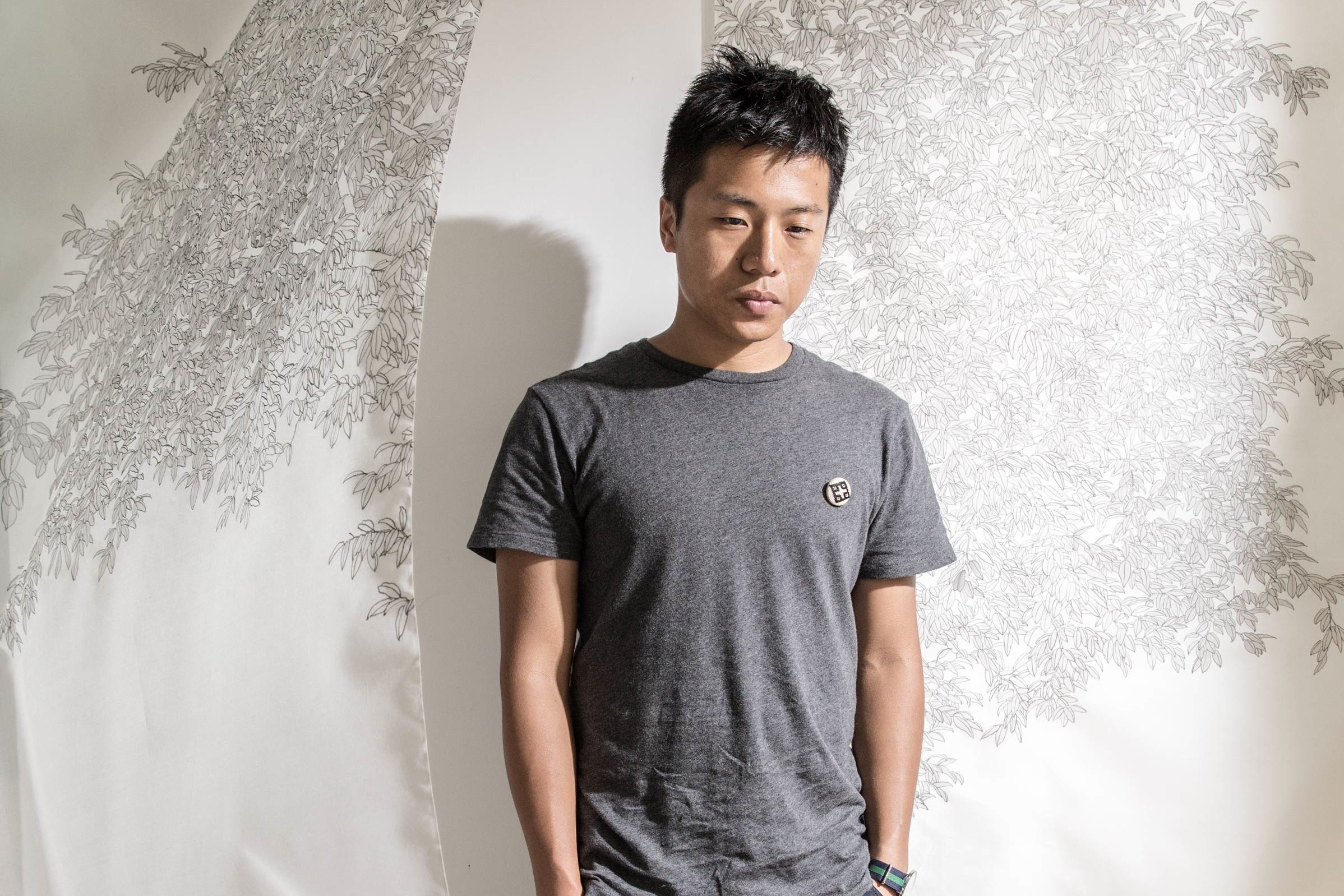 The Making of Frank Tang's Exhibition At K11 Art Foundation