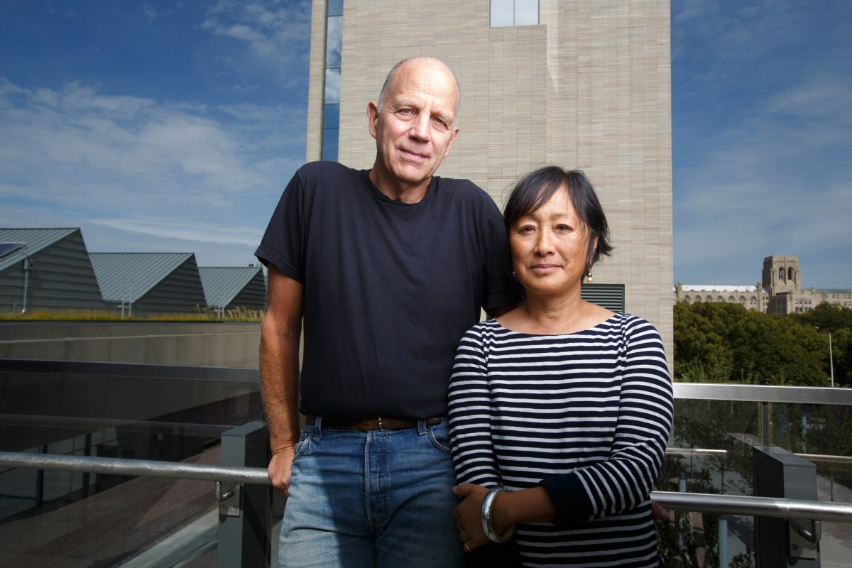 Tod Williams and Billie Tsien: the power of two