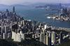 A shot from Graham Uden's book Above Hong Kong Island