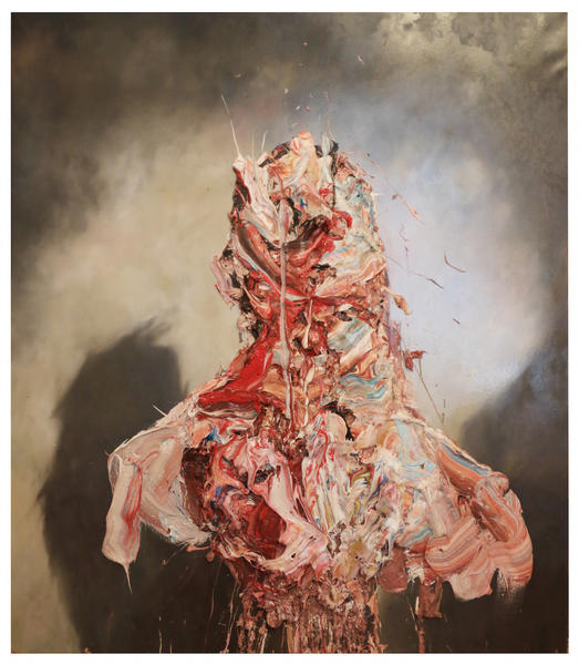 Raw Intent No. 12. Image: Courtesy Antony Micallef and Pearl Lam Gallery