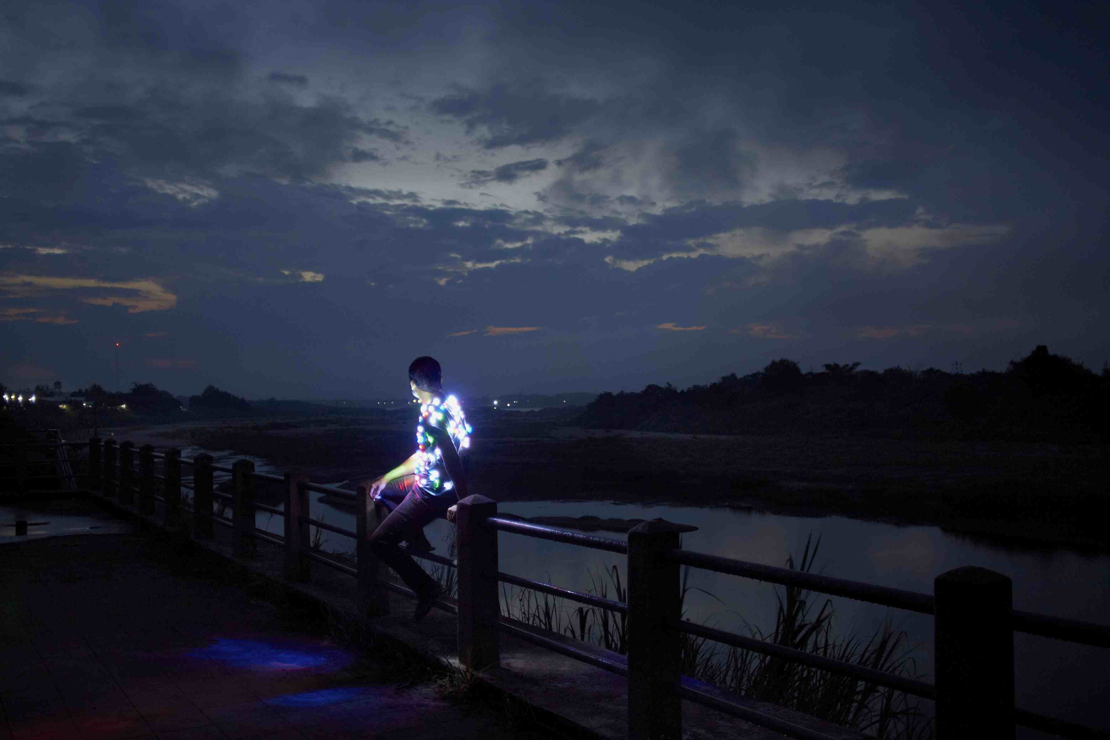 Power Boy (Mekong) by Apichatpong Weerasethakul. Courtesy the artist