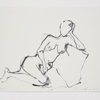 Body by Tracey Emin