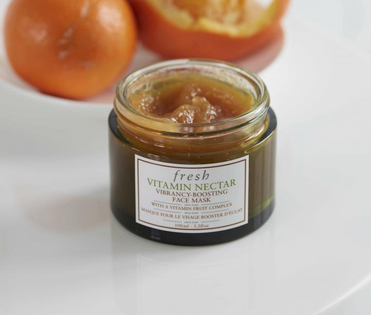 Fresh Beauty's Vitamin Nectar Vibrancy-Boosting Face Mask