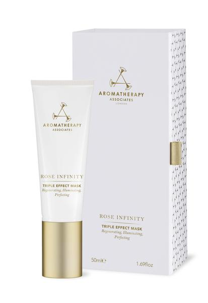 Aromatherapy Associates Rose Infinity Triple Effect Mask