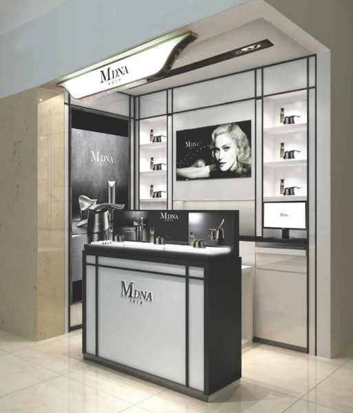 MDNA at Harvey Nichols