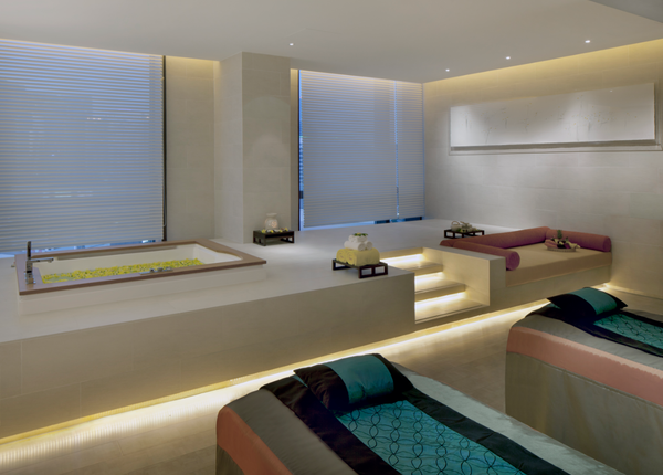 Duet Treatment at Angsana Spa at Hotel Icon Hong Kong