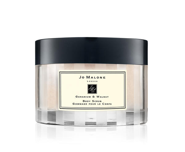 Jo Malone Geranium and Walnut Body Scrub