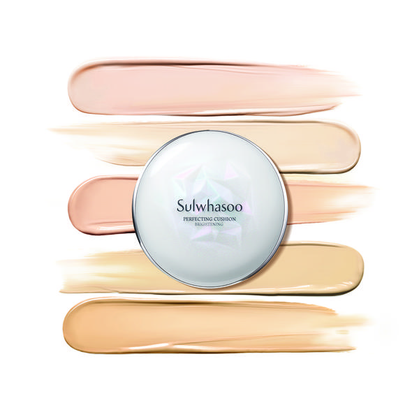 Sulwhasoo Perfecting Cushion Brightening SPF50+ / PA+++