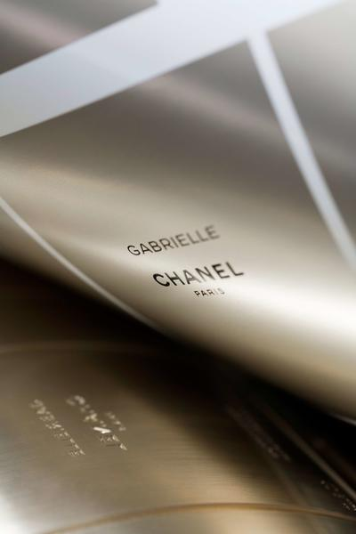 Gabrielle Chanel Perfume Hot Stamp