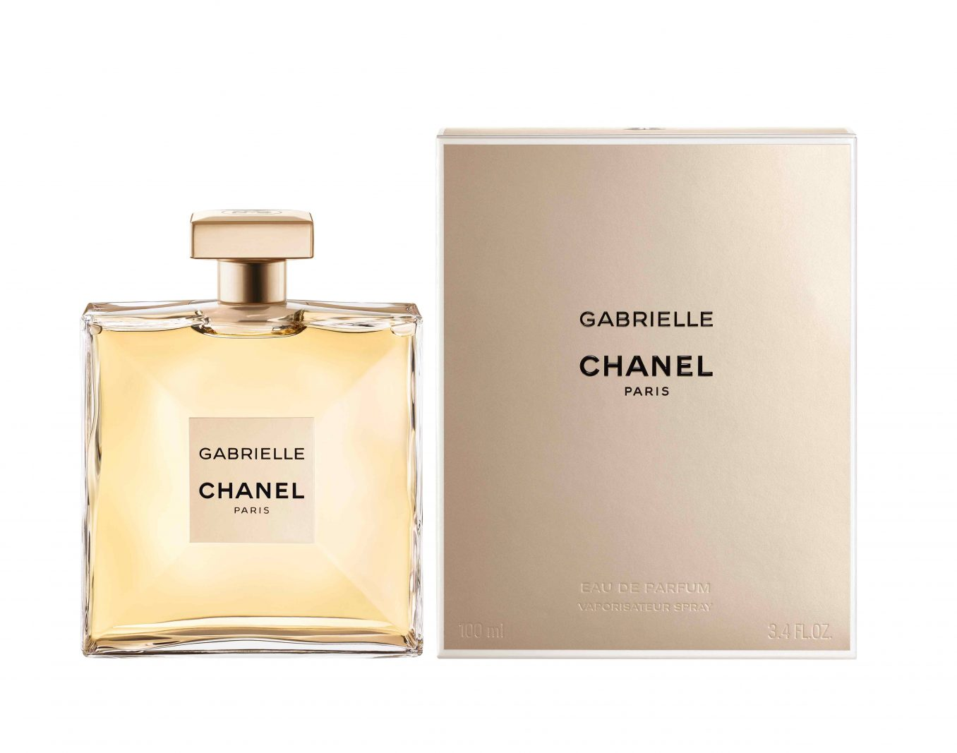 Scent Chanel Woman Gabrielle Perfume Packaging