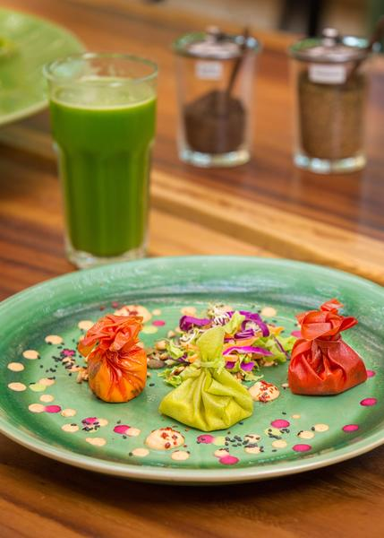 Vegan fare at The LifeCo Phuket
