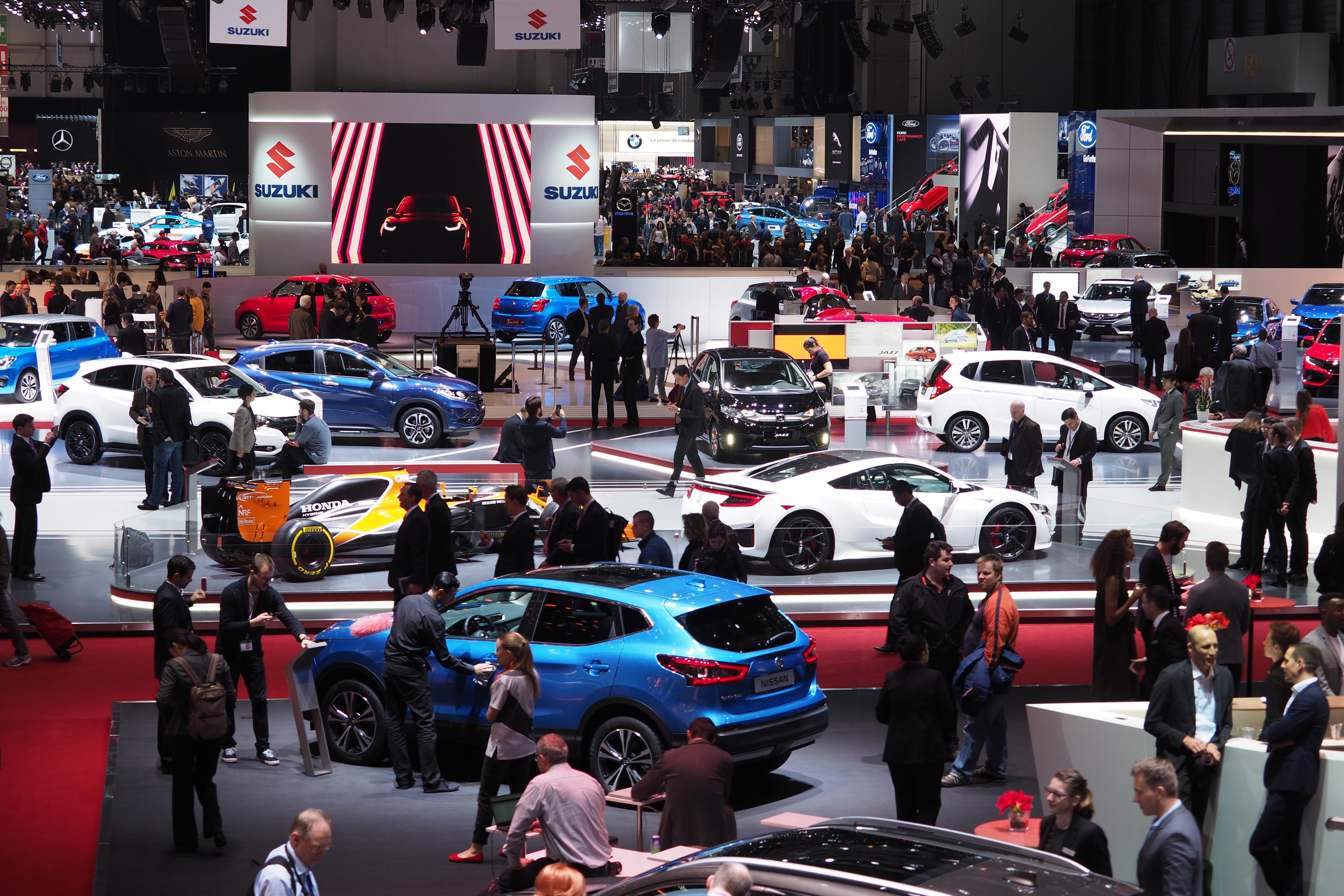 Geneva International Motor Show Report Prestige Online - Luxury car show