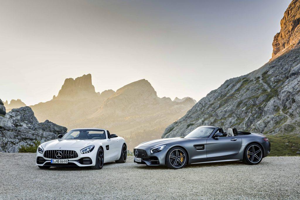 Mercedes-GT C Roadster