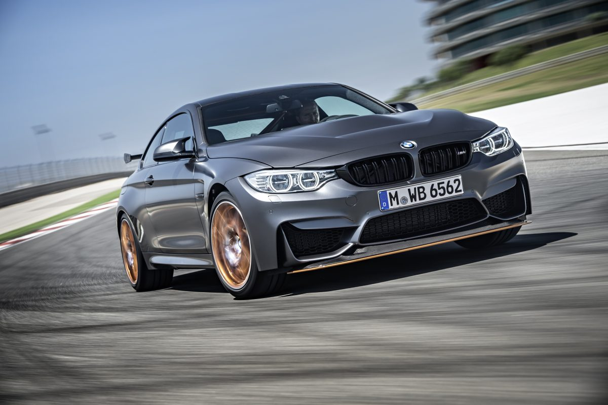 The Ultimate BMW: The M4 GTS
