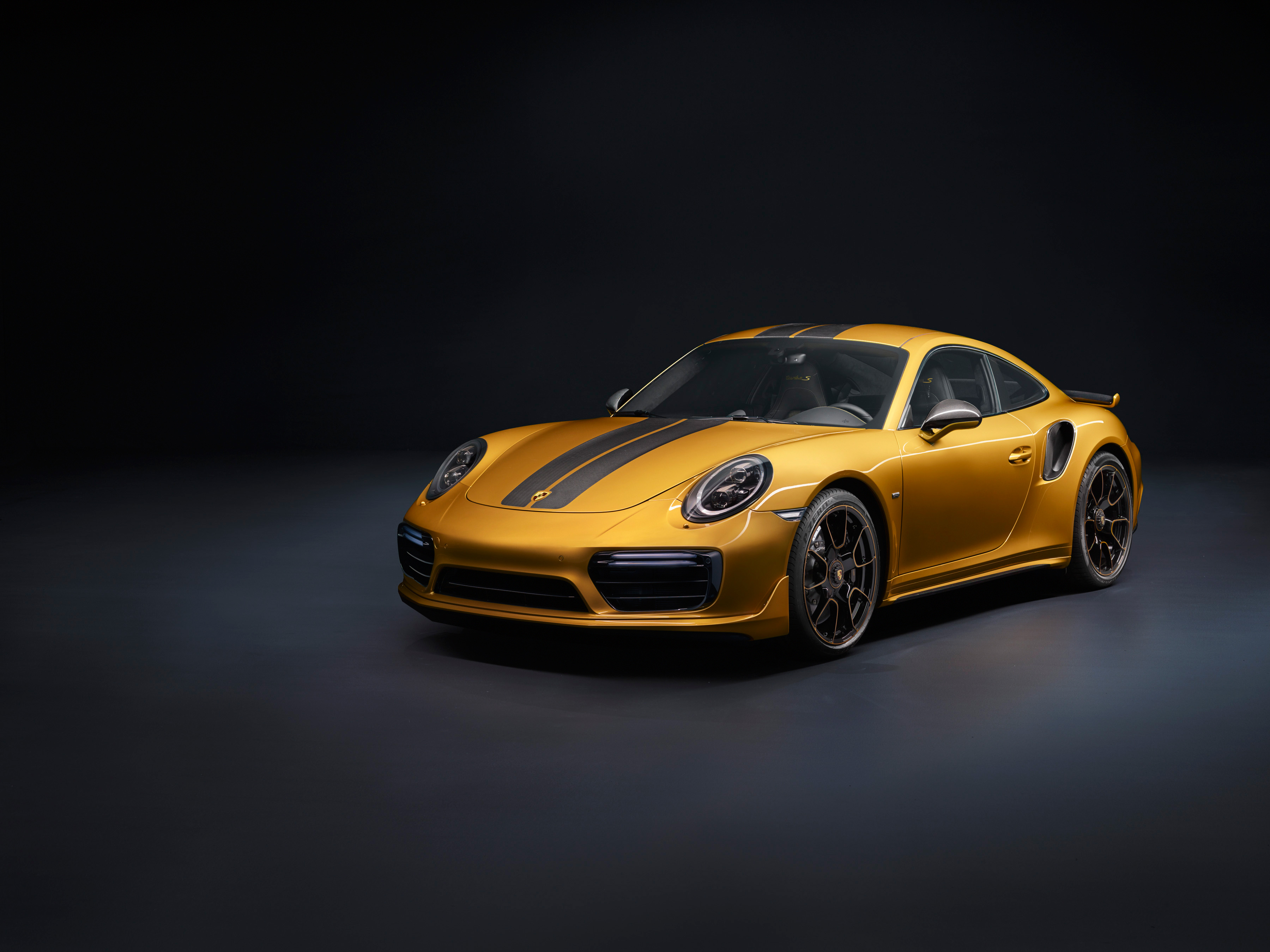 Turbo S Exclusive Series: The New Über 911