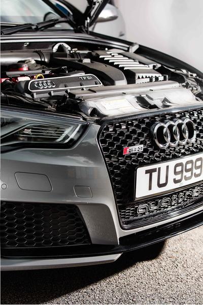 Audi's Magnificent Five-Cylinder Engine Is A Living Legend