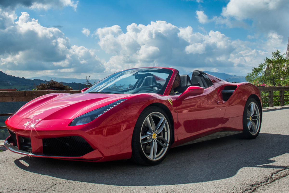 Test Drive: Ferrari 488