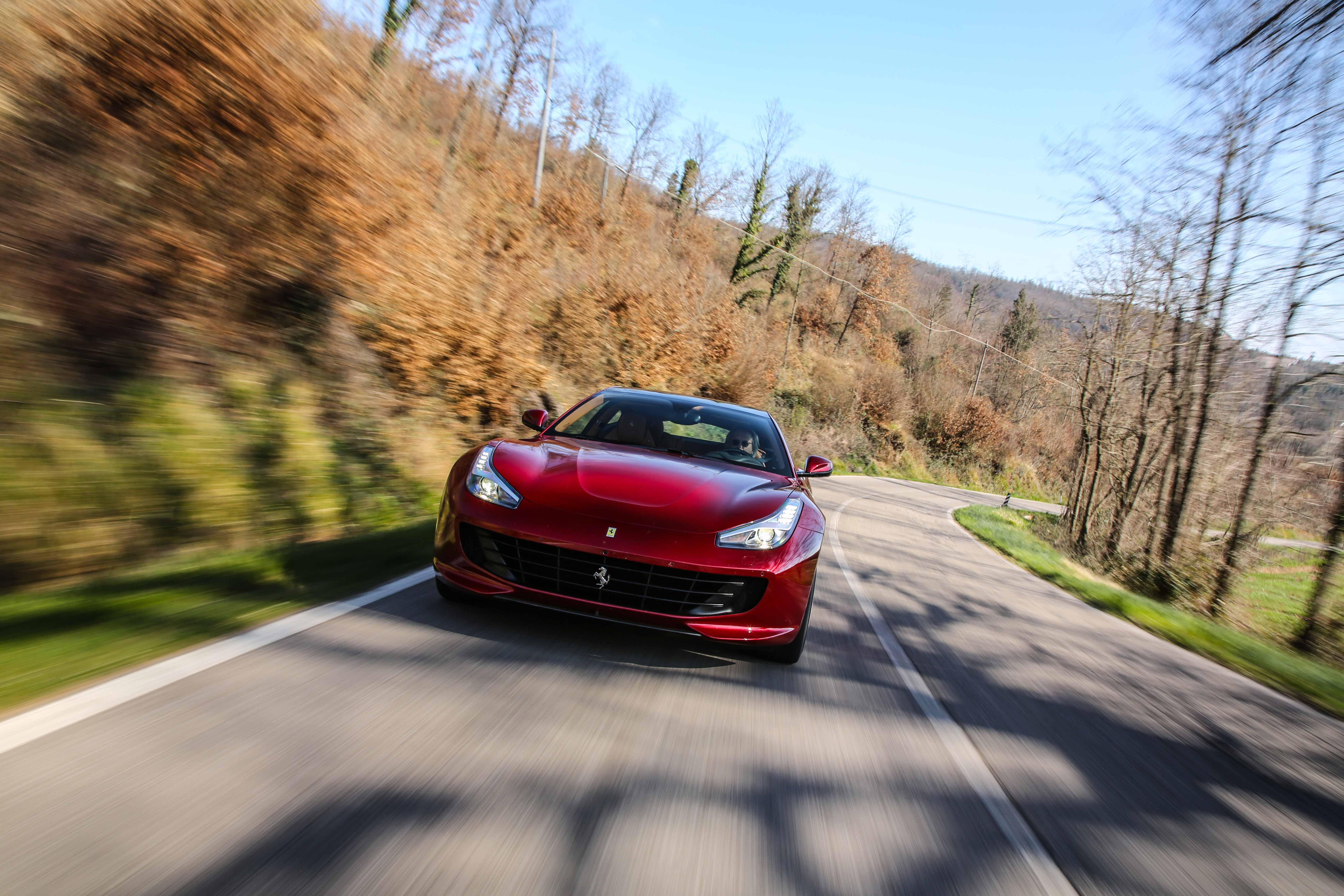 Test Drive: Ferrari GTC4Lusso T