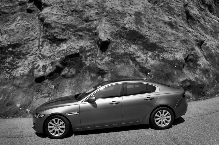 Jaguar XE. Photo: Palani Mohan