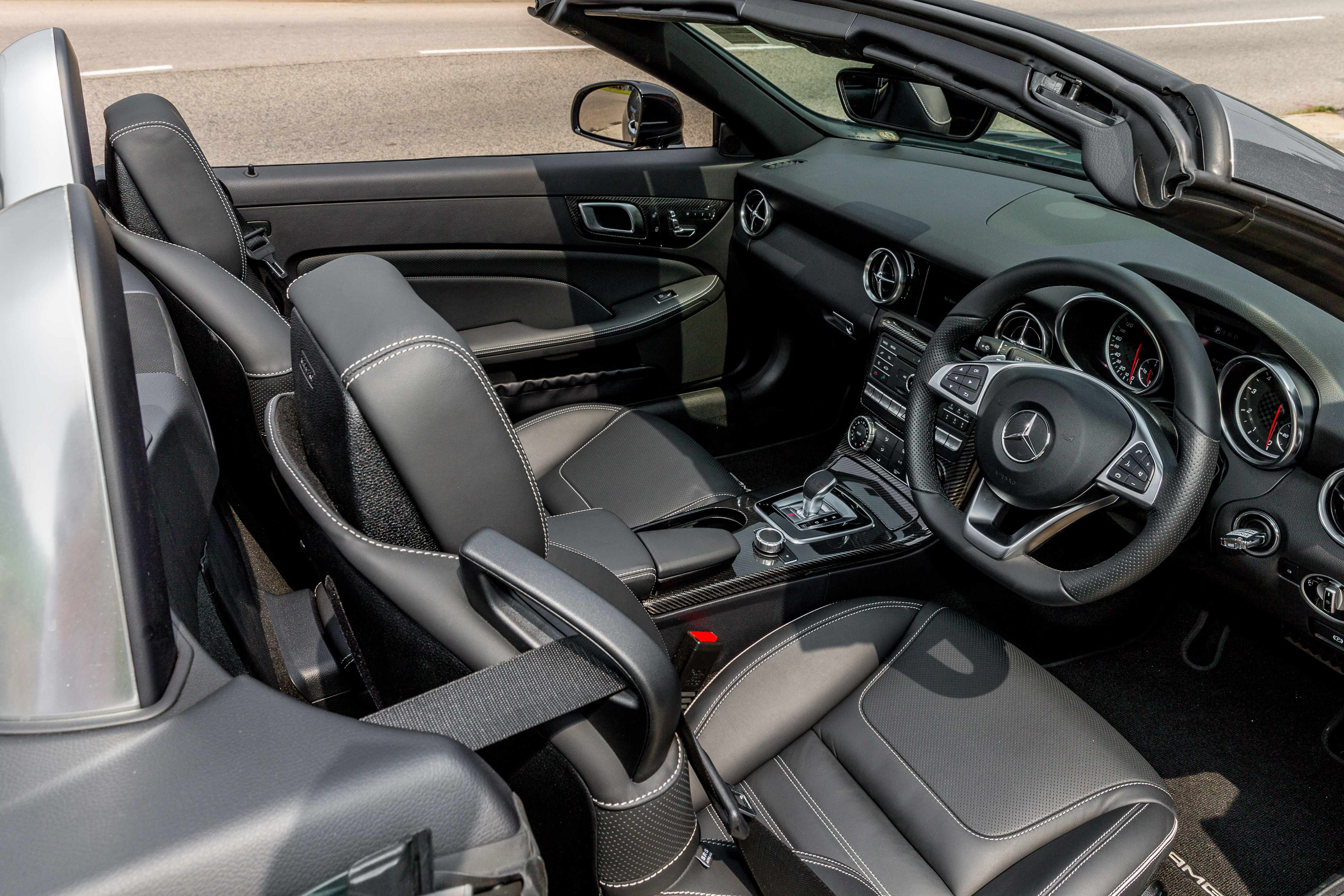 Mercedes-AMG SLC 43. Photo: Christiaan Hart