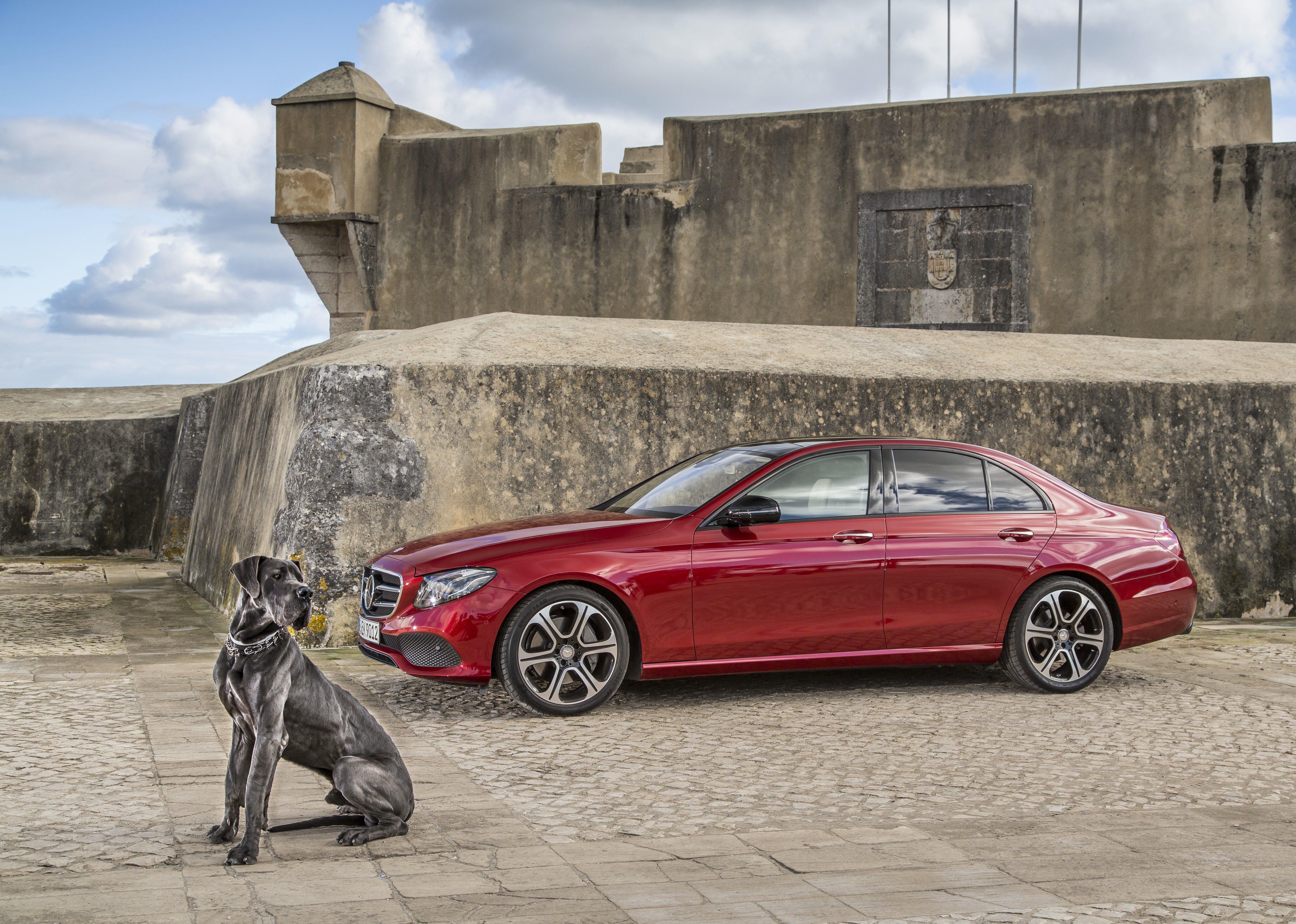 Test Drive: Mercedes-Benz E 300