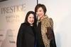 Maggie Ho and Lelia Chow