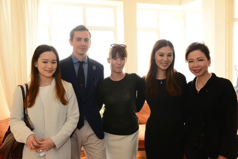 Kam-Shim Lau, Christopher Owen, Victoria Tang-Owen, Alison Chan El Azar and Denise Lai