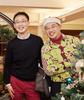 Benjamin Huang and Andrew Kinoshita