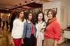 Malti Dialdas, Naomi Harilela, Rachel Park-Monballiu and Reyna Harilela