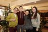Michael Kwan, Christian Kwan, Vanessa Kwan and Chloe Kwan