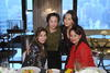 CARMEN CHU, NINA LAM, SHARIE ROSS AND MARGARETTA LEUNG