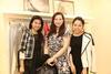 Irene Ho, Evelyn Leung and Amanda Lau
