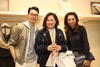 Ricky Kwok, Patti Ho and Josephine Liang