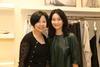 Sebrina Mak and Cindy Cheng