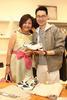 Sue Lynn Hwa and Ricky Kwok