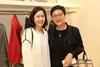 Tina Tse and Angel Hon