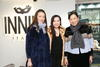 Christine Wong, Evelyn Leung and Jessie Chiu