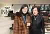 Elizabeth Kim and Eleanor Morris