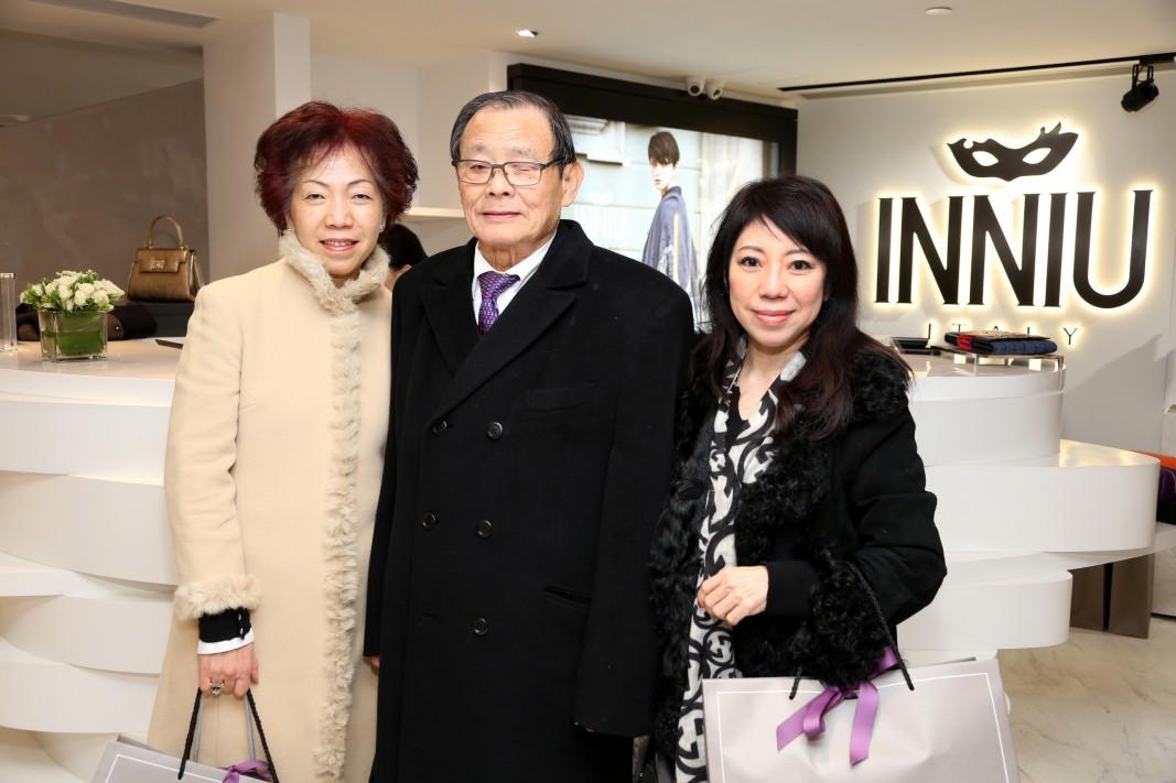 Ho Lai Har Kan Shu Chou And Iris Chow Inniu S Cocktail