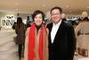 Teresa Yau and William Ng